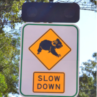 Solar powered speed signs - led signs australia