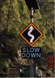 led signage - led road signs australia