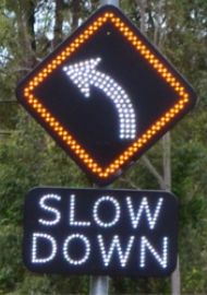 led road signs - led traffic signs australia